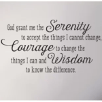 Understanding the Serenity Prayer for Recovery