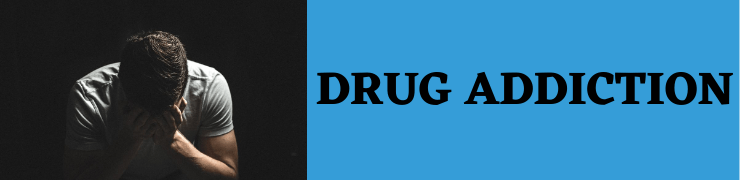 drug addiction banner